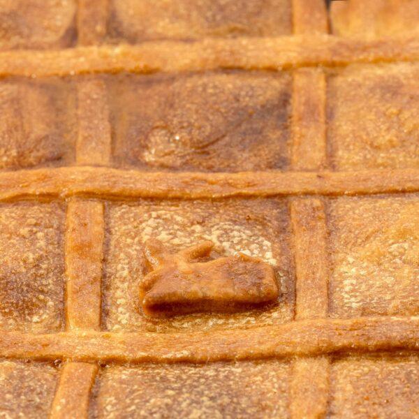 la giralda de castilla - empanada de conejo escabechado