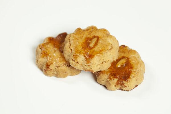 la giralda de castilla - Pastas de piñón