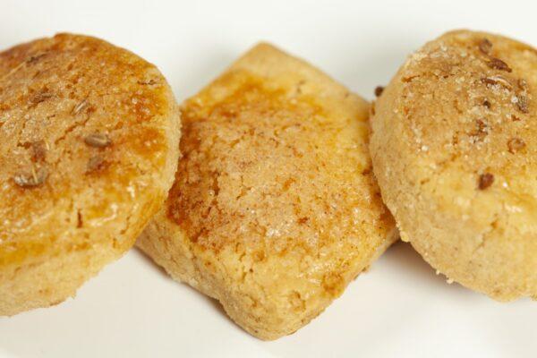 La Giralda de Castilla - Pastas de yema
